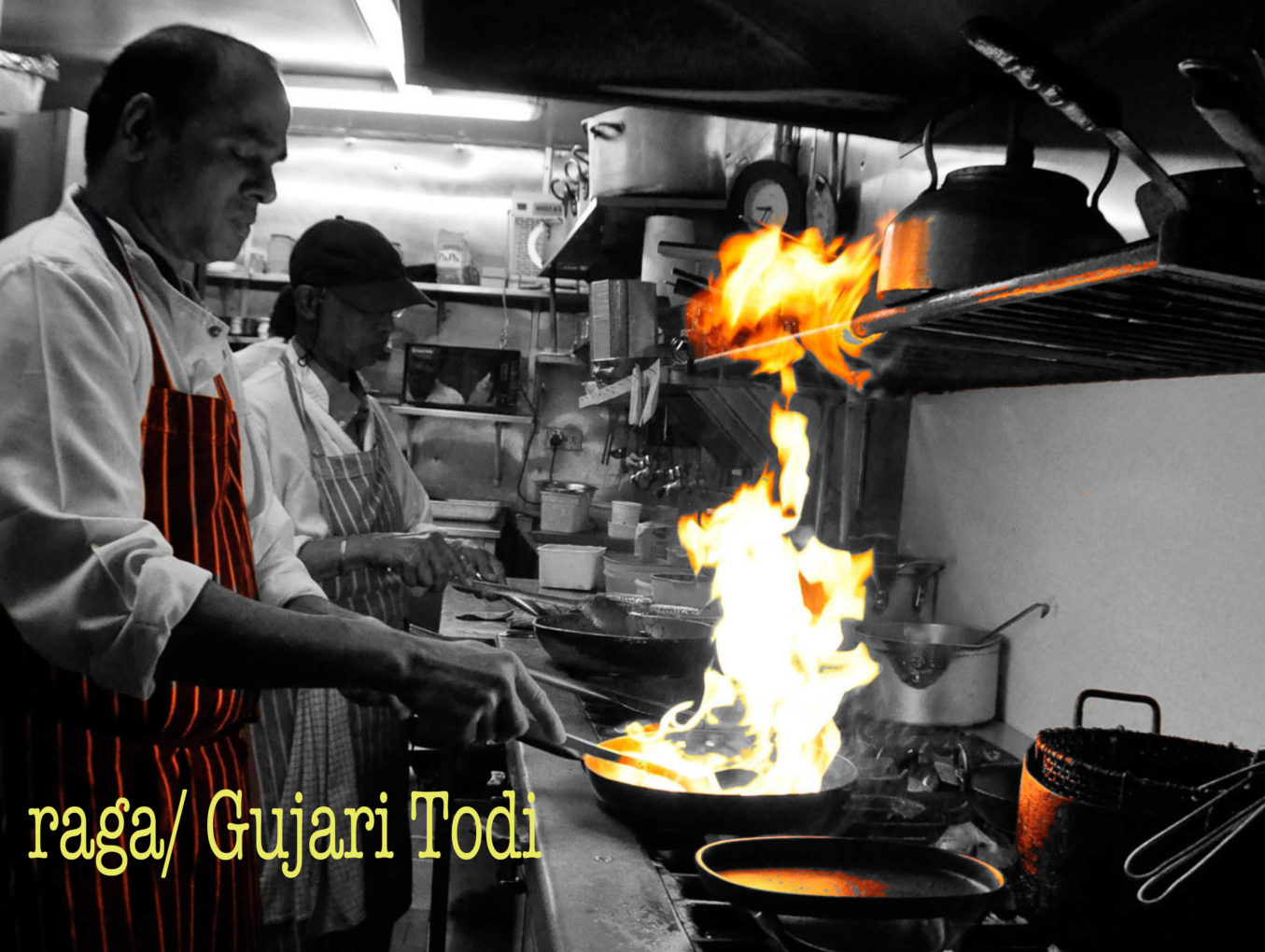 Raga Gujari Todi by Jonathan Mayer